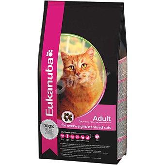 EUKANUBA ADULT LIGHT Alimento completo para gato adulto bolsa 15 kg Bolsa 15 kg