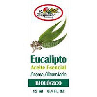 EL GRANERO Aceite de esencia de eucalipto Bote 12 ml