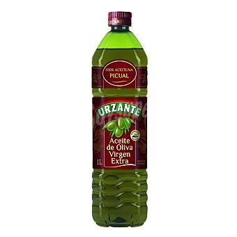 Urzante Aceite de oliva virgen extra Picual Botella 1 l