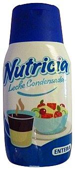Nutricia Leche condensada entera (sirve facil) Bote plastico 450 g