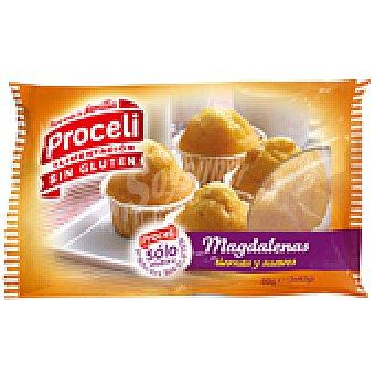 Magdalenas PROCELI SIN GLUTEN 160 GRS