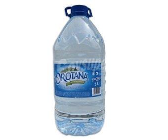 Orotana Aguan mineral sin gas 5 Litros