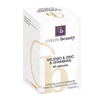 Corpore Beauty Selenio, zinc y vitaminas 60 ud