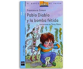 INFANTIL Pablo Diablo y la bomba