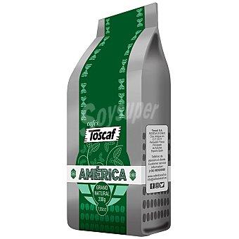 America Café en grano Toscaf 200 G 200 g