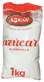 AZUCAN Azucar blanquilla Paquete 1 kg