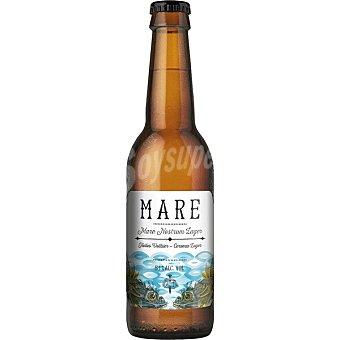 YAKKA Mare Nostrum Ale cerveza rubia artesana de Murcia variedad Pale Ale Botella 33 cl