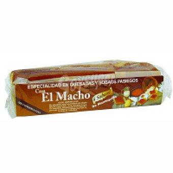 El Macho Sobao con mantequilla 6 unid