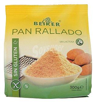 Beiker Pan rallado sin gluten Paquete 300 g