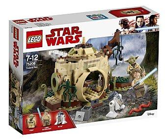 LEGO Star Wars 75208 Construcciones con 229 piezas Cabaña de Yoda, 75208 Star Wars LEGO.