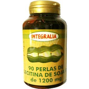 INTEGRALIA Perlas de lecitina de soja 1200 mg 1200 bote 90 unidades