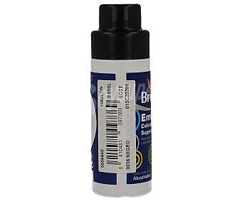 BRUGUER Colorante líquido superconcentrado Emultin, de color negro 0,5 litros