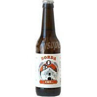 BORDA Cerveza artesana ecológica Ripa Botellín 33 cl