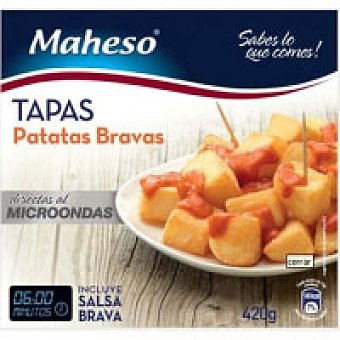 Maheso Patata brava micro Bolsa 420 g