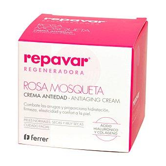 Repavar Crema antiedad Regeneradora Rosa Mosqueta 50 ml