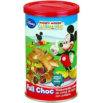 Antiu Xixona Mini barquillos Full Choc Disney Lata 100 g