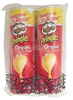 PRINGELS Patatas original Pack 2x165 g