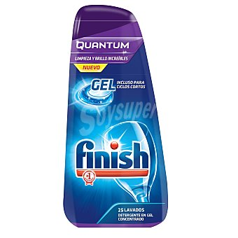 Finish Gel Lavavajillas máquina Quantum 500 ml