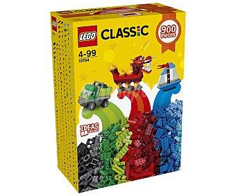 LEGO Classic 10704 Juego de construcciones con 900 piezas Caja creativa, Classic 10704 LEGO.