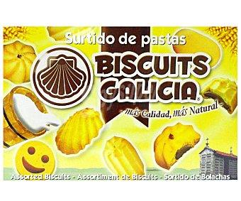 Biscuits Galicia Surtido Pastas 550 Gramos