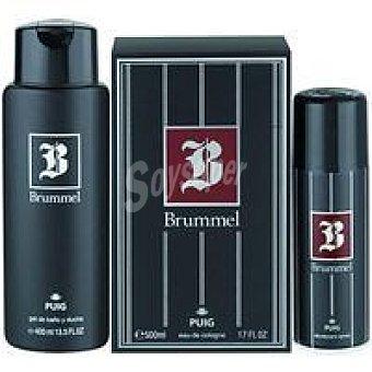 Brummel Colonia Frasco 500 ml + Gel + Desodorante