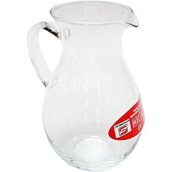 TECNHOGAR Klasik Jarra de vidrio 1,5 l