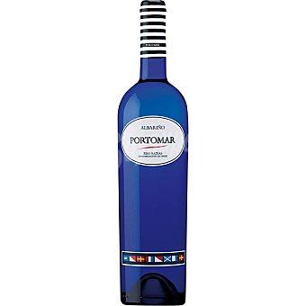 Portomar Vino blanco albariño D.O. Rías Baixas  Botella de 75 cl