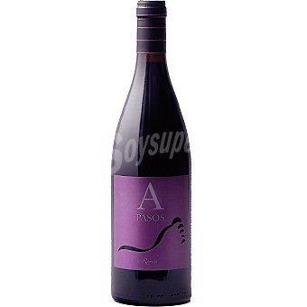 A PASOS Vino tinto Ronda Botella 75 cl