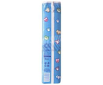 Productos Económicos Alcampo Pañales talla 4 para niños de 9 a 15 Kilogramos 56 uds