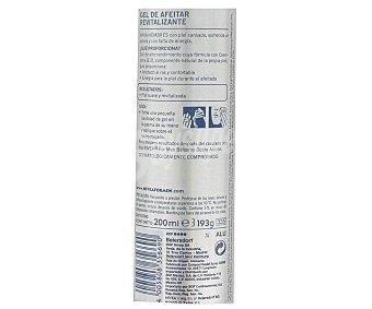 Nivea Gel de afeitar revitalizante Q10 Spray 200 ml