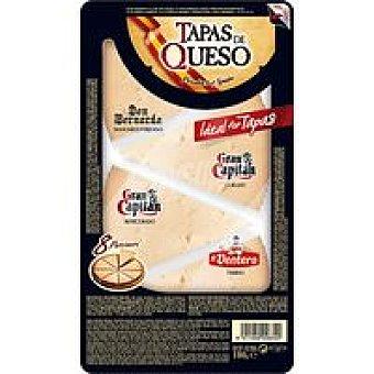 Lactalis Forlasa Tabla de quesos Bandeja 180 g