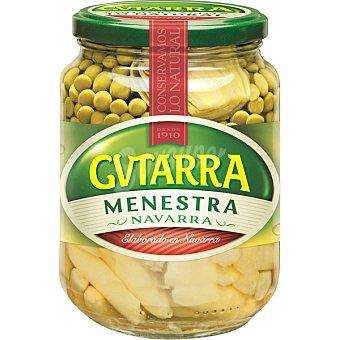 Gvtarra Menestra Navarra de verduras Frasco 400 g neto escurrido