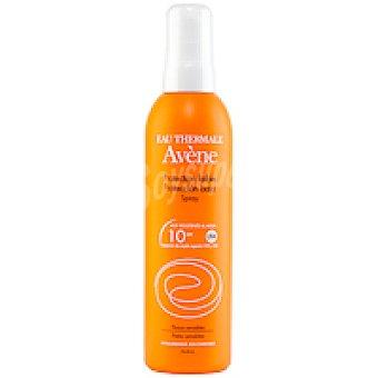 FP10 AVÈNE Crema solar cara-cuerpo Spray 200 ml
