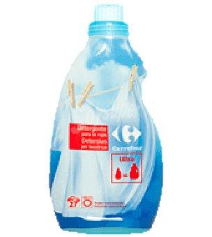 Carrefour Detergente liquido ultra concentrado Botella de 1 L