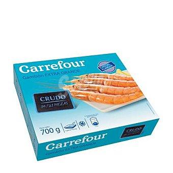 Carrefour Gambón extra grande crudo 14/21 piezas 700 g