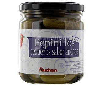 Auchan Pepinillos con Sabor a Anchoa Extra 180g