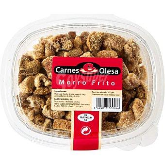 Carnes olesa Snack de morro frito cubo 200 g