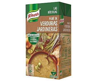 Knorr Puré de verduras jardineras 2 x 500 ml