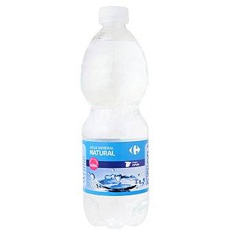 Carrefour Agua mineral natural 50 cl