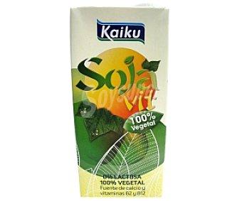 Kaiku Bebida de Soja 6 Unidades de 1 Litro