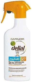 Delial Garnier Spray Solar Niños. Factor de Protección 30 300 Mililitros