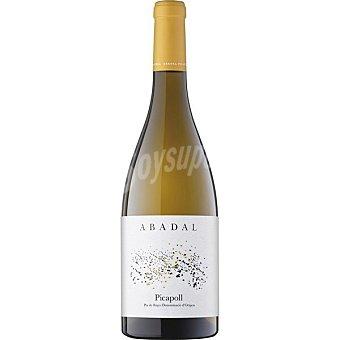Abadal Vino blanco picapoll DO Pla de Bages Botella 75 cl