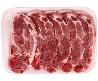 Chuletas de aguja de cerdo blanco 450 gramos aproximados