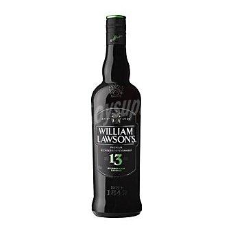 Bacardi Whisky William Lawson`s 13 años premium 70 cl