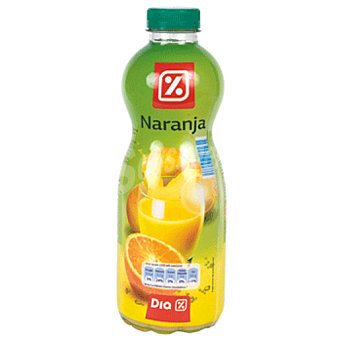 DIA Nectar naranja botella 1 lt Botella 1 lt
