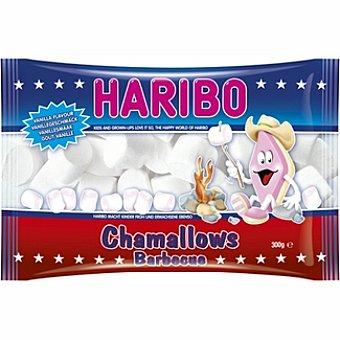 HARIBO Chamallows Para barbacoa sabor vainilla Bolsa 300 g