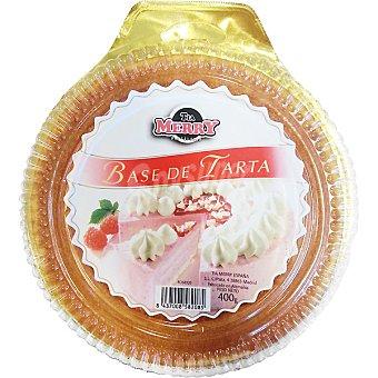 Tia Merry Base de bizcocho a la vainilla para tarta Estuche 400 g