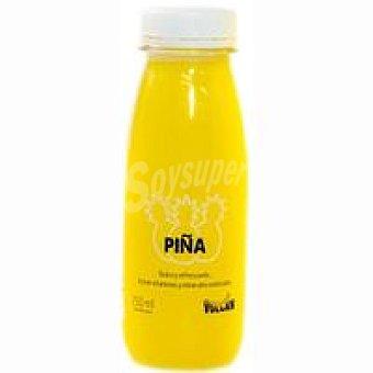 COSTA VOLCÁN Zumo de piña natural Botellín 250 ml