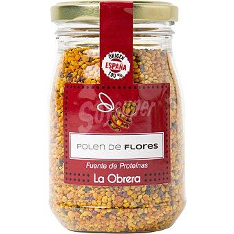 La obrera Polen de flores fuente de proteínas 100% España tarro 225 g Tarro 225 g