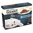 Comida húmerda para gatos Gourmet Perle Finas Láminas en salsa 680 gr Gourmet
